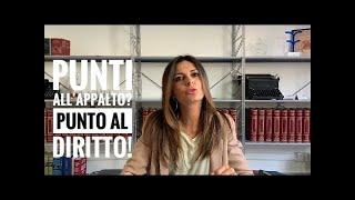 PUNTI ALL'APPALTO - PUNTO AL DIRITTO (AltamuraLive.it) | I puntata