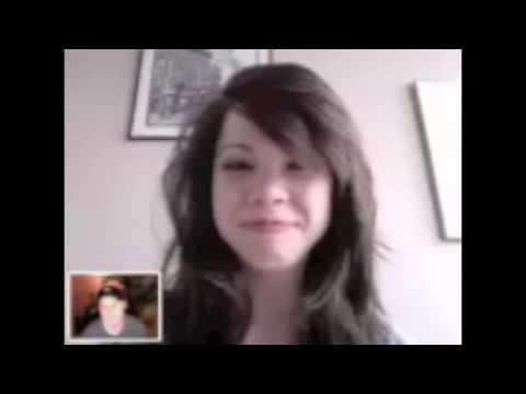 Carly Rae Jepsen Bounce Interview via Skype