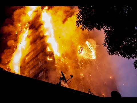 A Simple Question: Who is to Blame for Grenfell Tower Fire