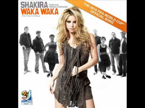 Shakira - Waka Waka ( Rock RMX ) probably the best RMX