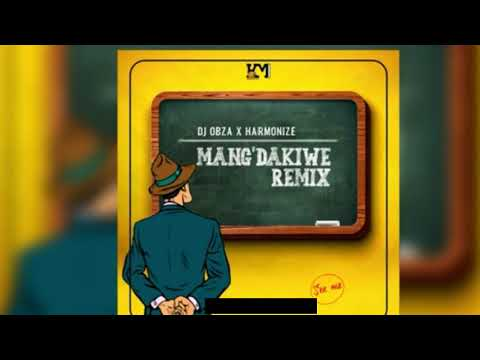 DOWNLOAD Uchambuzi (Official audio )MANG'DAKIWE REMIX- HARMONIZE × DJ OBZA × LEON LEE Mp3