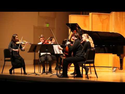 Elgar Piano Quintet Op. 84, in A minor, 1st movement