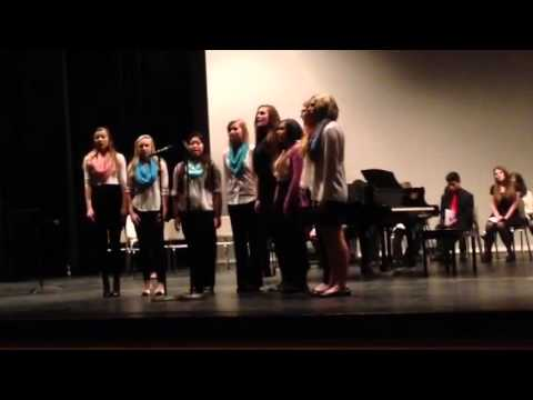 Candle on the Water VOCAL FUSION wJenna Boyd
