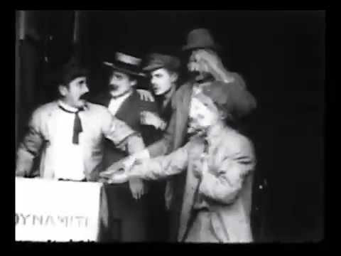 Charlie Chaplin : Dough And Dynamite (1914)