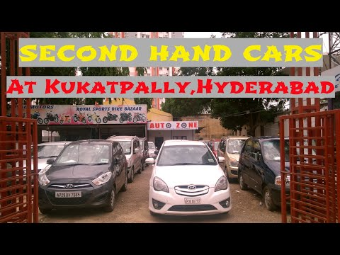 Second Hand Cars at Affordable Prices @Kukatpally Hyderabad!