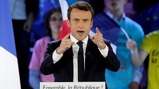 Fransa'da cumhurbaşkanı adayları son mitinglerinde konuştu