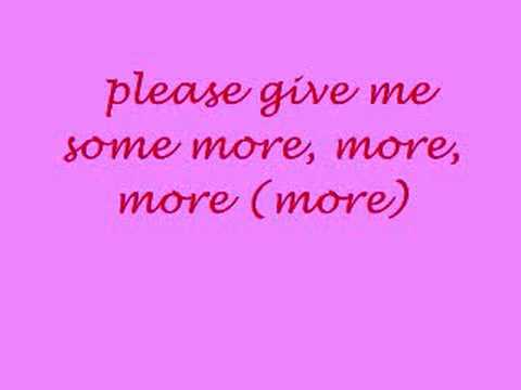 silk- more(with lyrics)