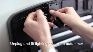 how to install an insight led auto timer