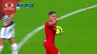 Gol de Hauche