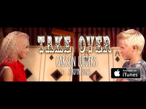 Take Over (Behind the Scenes) - Carson Lueders ft. Jordyn Jones