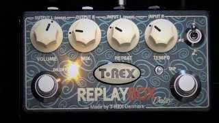 T- Rex REPLAY BOX Delay