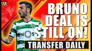 Bruno Fernandes Deal Still ON! Plus Idrissa Gueye rejection? Man United Transfer News