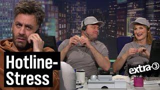 """""""Extra 3""""-Night Live – Handyvertrag kündigen? Unmöglich!"""
