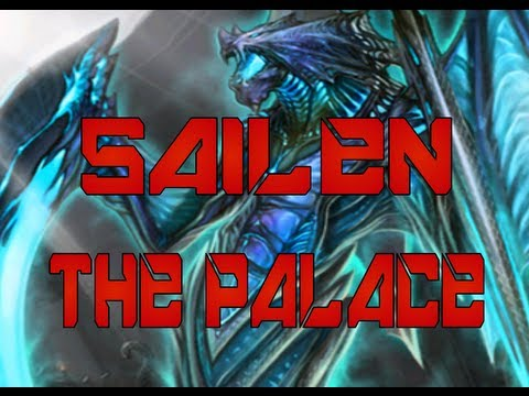 Order & Chaos Online // Dungeon Sailen : The Palace // All Bosses