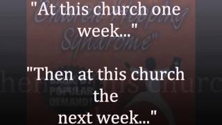 Church Hopping Syndrome by Joyce Poole Banks