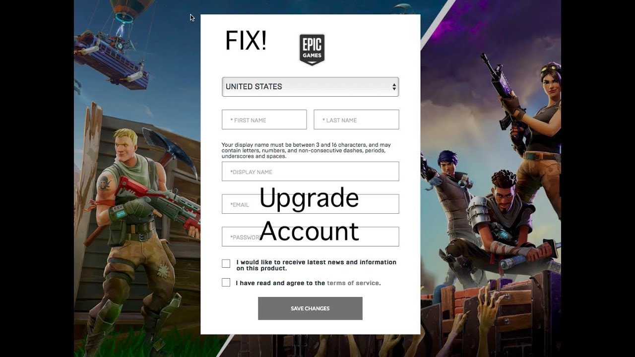 LOGIN GLITCH ON EPIC GAMES FIX! | Doovi