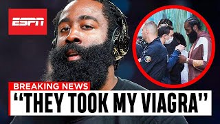 James Harden Most EMBARRASSING Moments REVEALED!