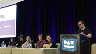 PAX West 2018 Gamedev Panel | Single-Player Is Dead; Long Live Single-Player