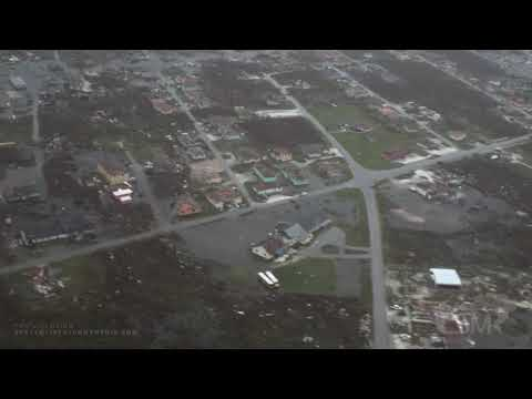 Terry O'Donnell Kiss 102.3 - WATCH: First Aerial Video Of Devastation from Dorian Released