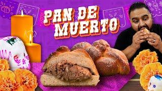 PAN DE MUERTO CON HELADO CASERO | EL GUZII