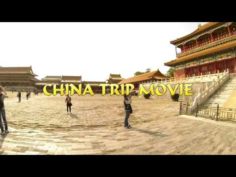 CHINA MOVIE - BEIJING XIAN SHANGHAI TRIP (1080p VIDEO)