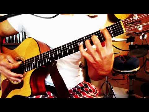 Samurai Cop DMB guitar tutorial