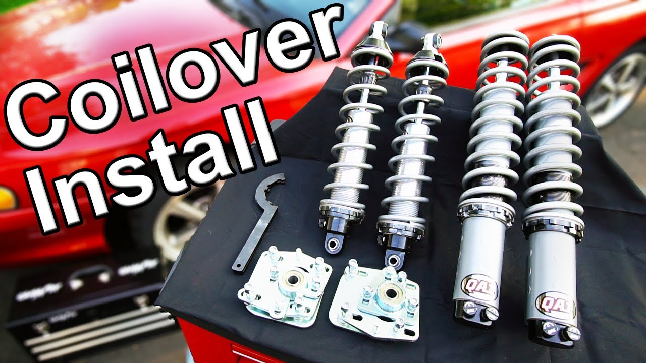 How To Install Coilovers In Your Car Youtube Wiring Help 1998 Tercel Ecousticscom