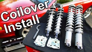Download How to Install Coilovers in Your Car Mp3 and Videos