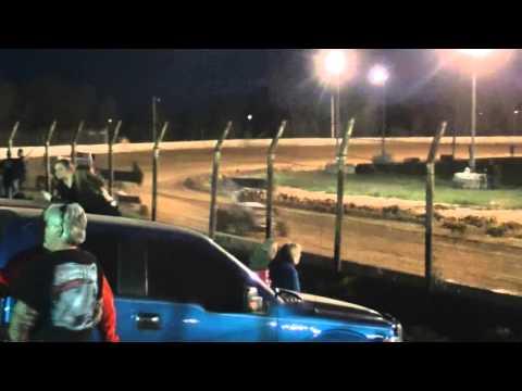 Josh Heat Race  Thunderbird Speedway 04/13/2013