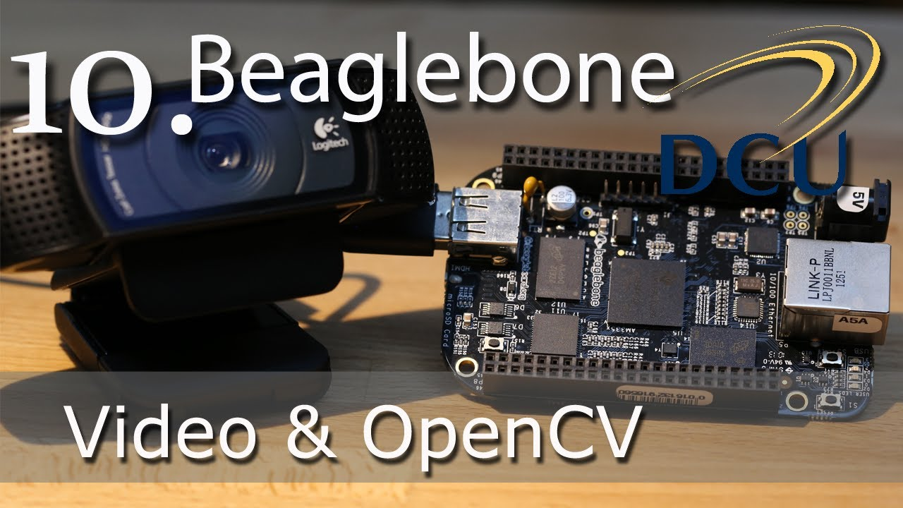 Beaglebone: Video Capture and Image Processing on Embedded Linux