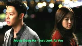 Video Jeong Dong Ha - Just Look At You (I Miss You OST) download MP3, 3GP, MP4, WEBM, AVI, FLV Januari 2018