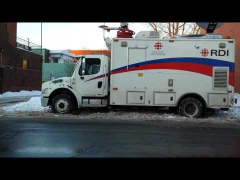 RDI/CBC News vehicle