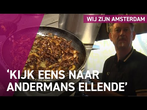 Amsterdamse Restaurants Komen In Actie Voor Beiroet