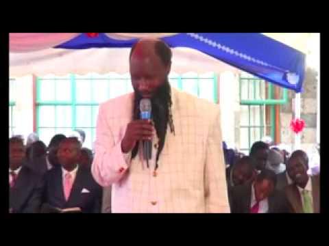 THE WINDOW  OF RESTORATION Part 1 - Prophet Dr. Owuor