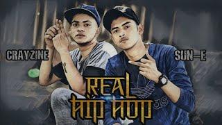 Real Hip Hop | Crayzine X SUN-E | Official Audio | Latest Rap Song 2K18