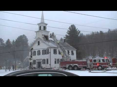 Peaceful Assembly Church Fire 14