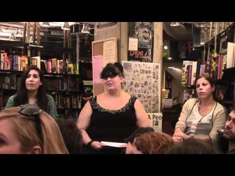 Women in Music & Media - St. Marks Bookshop NYC