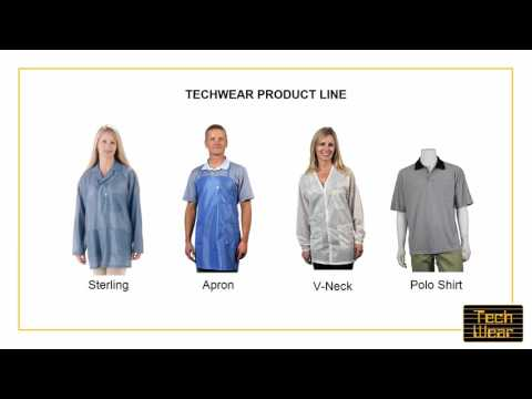 Wide Range of Quality ESD Garments