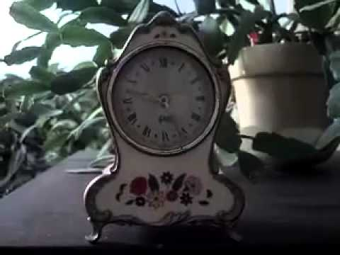 Reuge musical clock