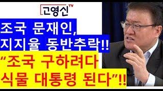 [고영신TV] 문재인 부정평가, 첫 50% 넘어!! 임명반대 60%, 미확인 여배우 관련설  분분!!(출연: 서정욱 변호사)