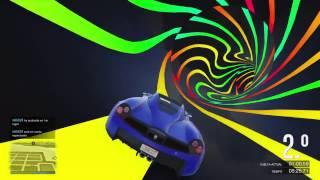 SALTOS MATEMÁTICOS/ Me encantan estas carreras de Grand Theft Auto V online