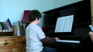a b r s m piano grade 4 chez le forgeron played by jacob from breckland music school