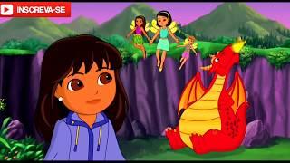 Dora e Seus Amigos   Exercicio Do Dragão