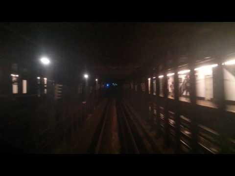 RFW: R32 (A) Train: 168 Street to West 4 Street