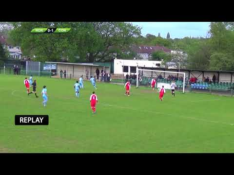 Middlesex FA Under 18 Cup Final   Northwood Youth FC v Conquest FC 26 April 18 Key Highlights 18 Apr