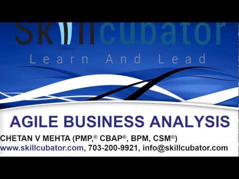 Agile Business Analysis