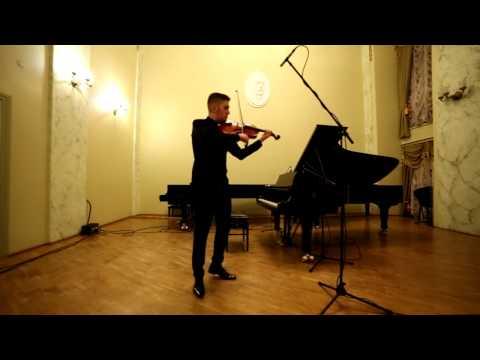 M.Reger: Suite №1 For Viola Solo, 1. Adagio
