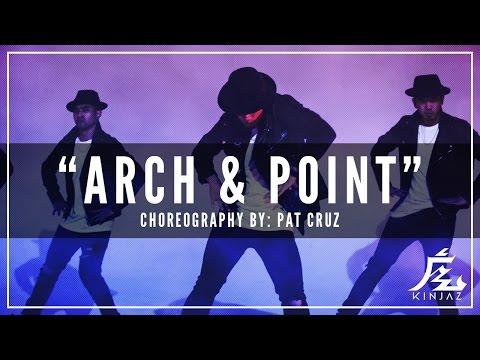 "Miguel - ""Arch N Point"" Choreography by Pat Cruz | KINJAZ"