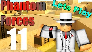 [ROBLOX: Phantom Forces] - Lets Play w/ Friends Ep 11 - L22