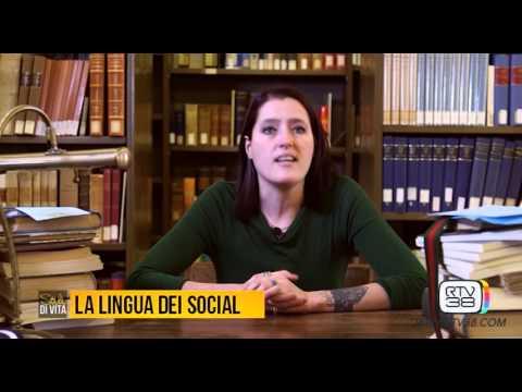 LA LINGUA DEI SOCIAL